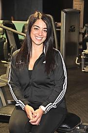 Elizabeth Allen, personal trainer, gym owner Utica, MI