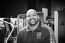 Ty Battle - personal Trainer