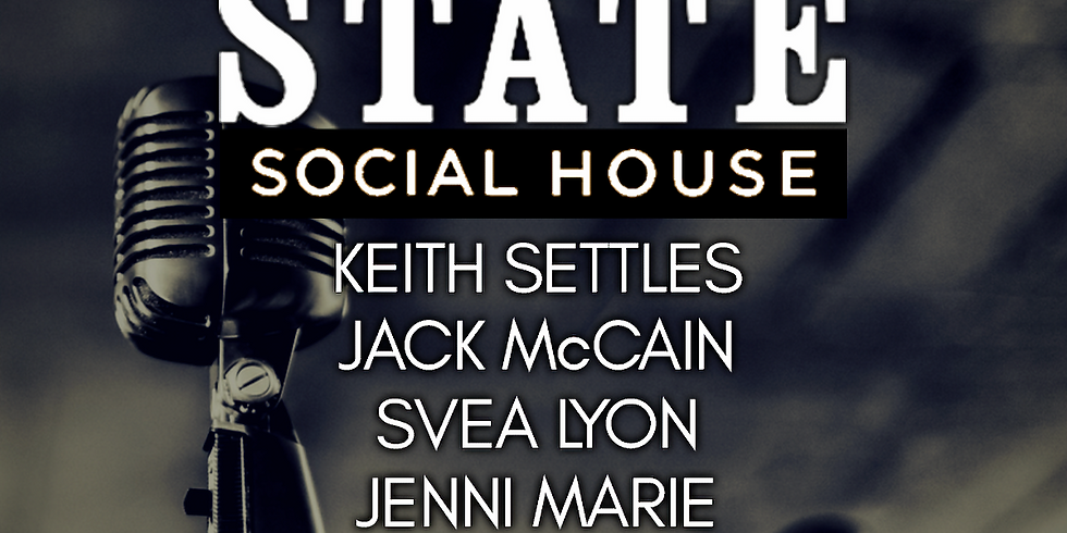 STATE SOCIAL HOUSE (ACOUSTIC SET)