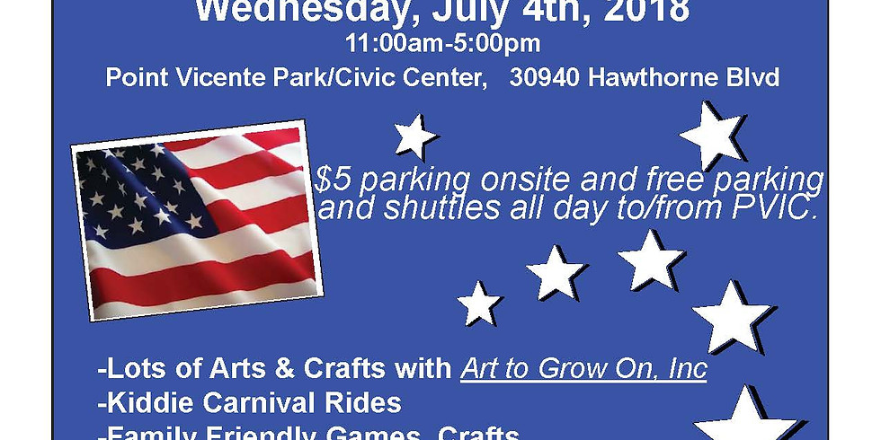 City of RPV 43rd, 4th of July Celebration