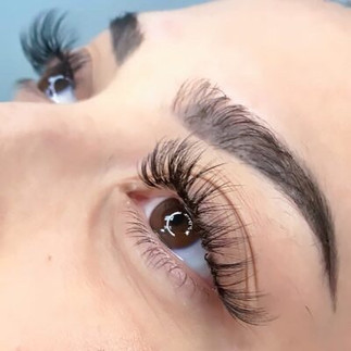 Lashes are the finishing touch to comple