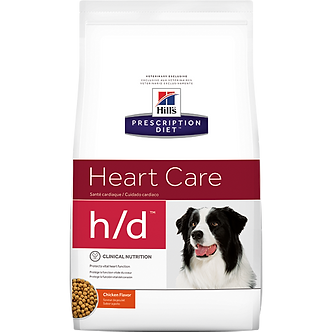Hill's h/d Heart Care