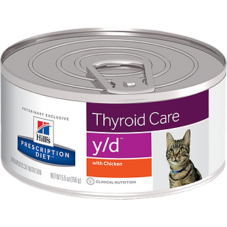Hill's y/d Thyroid Care