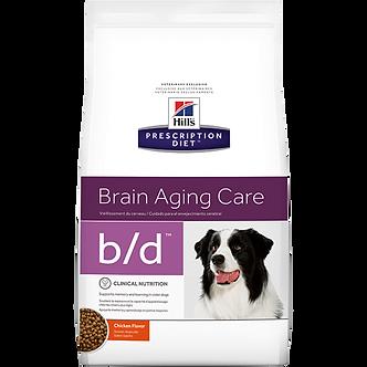 Hill's b/d Brain Aging Care