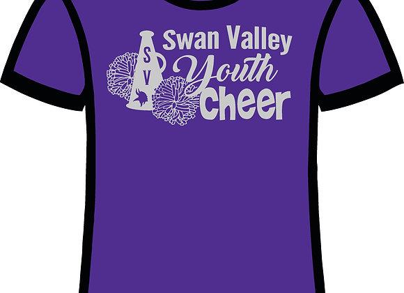 Youth Cheer Tee Shirt