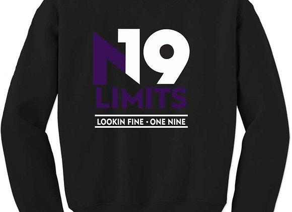 No Limits 19 Crewneck Sweatshirt