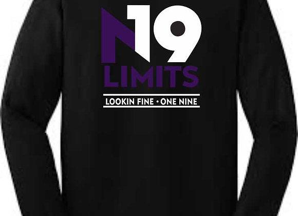 No Limits 19 Long Sleeve Tee
