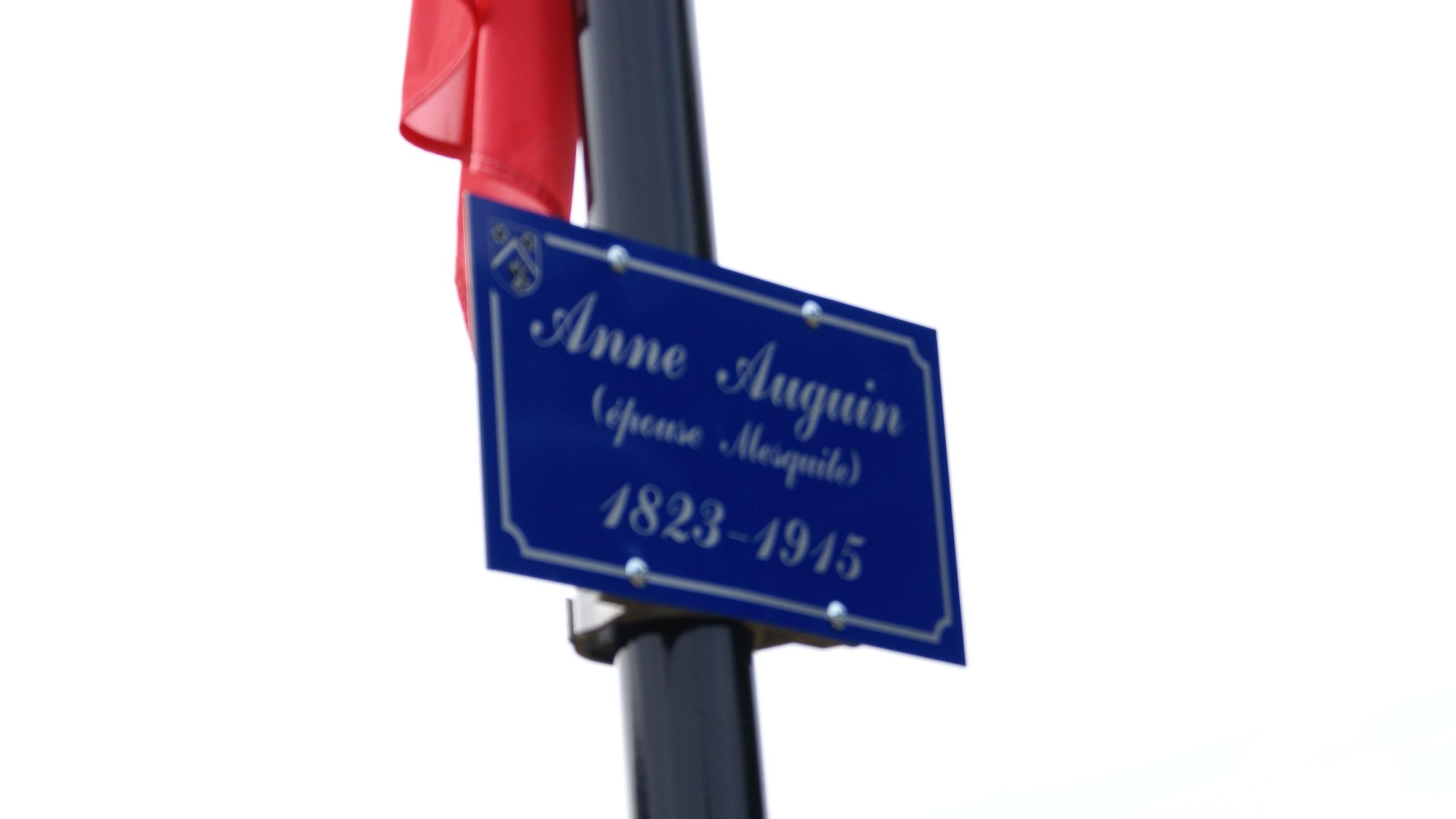 Rue Anne Augun