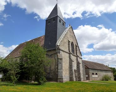 St Laurent la Gâtine