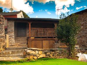 Una casa rural en un mágico valle del Bierzo
