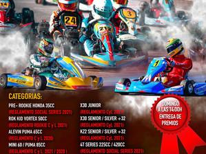 Social Series Karting Cabañas