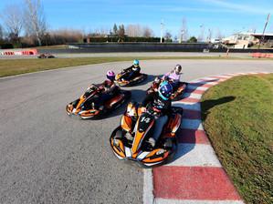 Neumáticos de karting FIA 2021