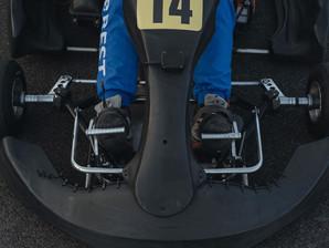 Karting para padres e hijos