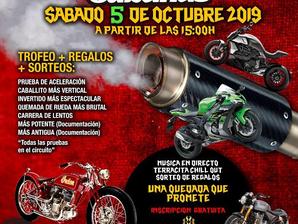 II Fiesta Motera Karting Cabañas Raras