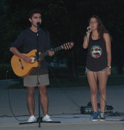 Lorenzo und Laura