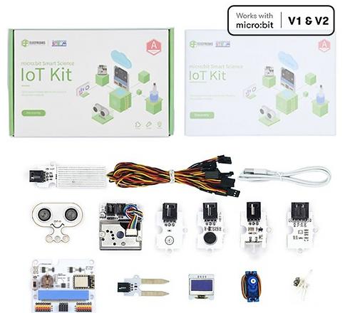 ElecFreaks Smart Science IoT Kit for Micro:bit