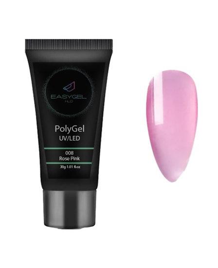 Rose Pink PolyGel 30g