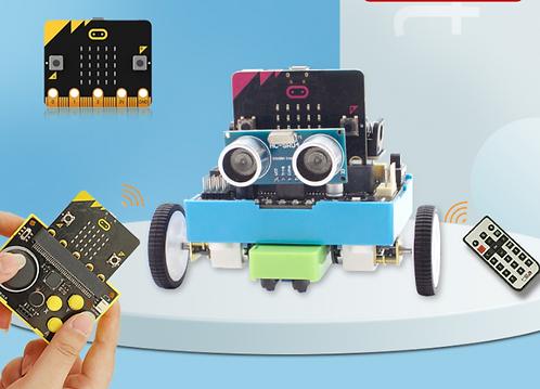 micro:bit X1智能車