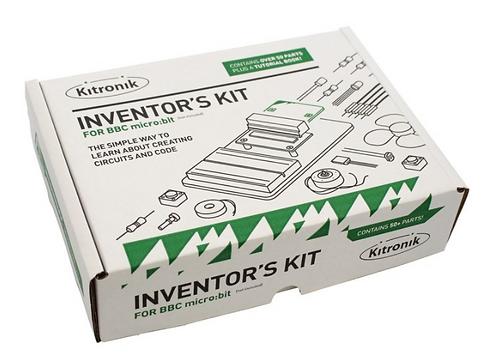 KITRONIK INVENTOR'S KIT FOR MICROBIT