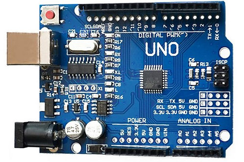 UNO R3 開發板 (完全兼容Arduino UNO R3 Compatible Board)