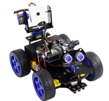 Arduino 機器人小車套件