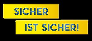 Banner_Sicher ist Sicher_Kocher-Jagst Tr