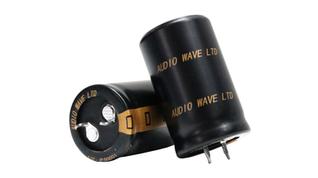 Audio Wave Capicitor Caps