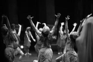 Corso di Teatro gestuale condotto da Maurizio Dolcini