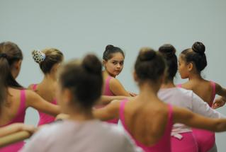 Saggio di danza di fine anno il 20 e 21 giugno al Teatro Sperimentale