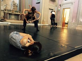 Dopo la BIENNALE DANZA di Venezia PRIMITIVA di Manfredi Perego va in scena a Pesaro al festival ANNU
