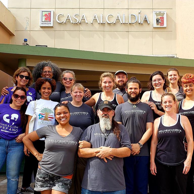Puerto Rico Spring 2020 Mission Trip