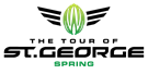 Spring Tour of St. George logo. EPIC Cycling Team targets and participates at this event. Epic organizes road and mountain bike group rides for Utah team members based in Salt Lake and Utah Counties, and virtual cycling at Zwift.