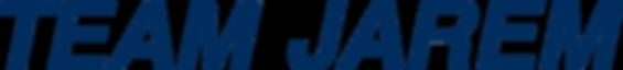 Team Jarem logo wordmark Huntsman 140