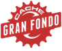 Cache Gran Fondo logo. EPIC Cycling Team targets and participates at this event. Epic organizes road and mountain bike group rides for Utah team members based in Salt Lake and Utah Counties, and virtual cycling at Zwift.