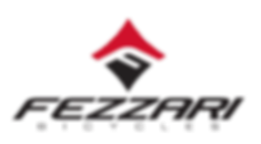 Fezzari Bicycles logo. Fezzari isa sponsor of Epic Cycling Team