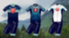 EPIC Cycling Team Kits for 2018 and 2019