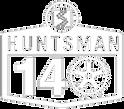 Huntsman 140 Logo White