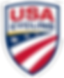 USA Cycling logo. Sanctioned Utah Events