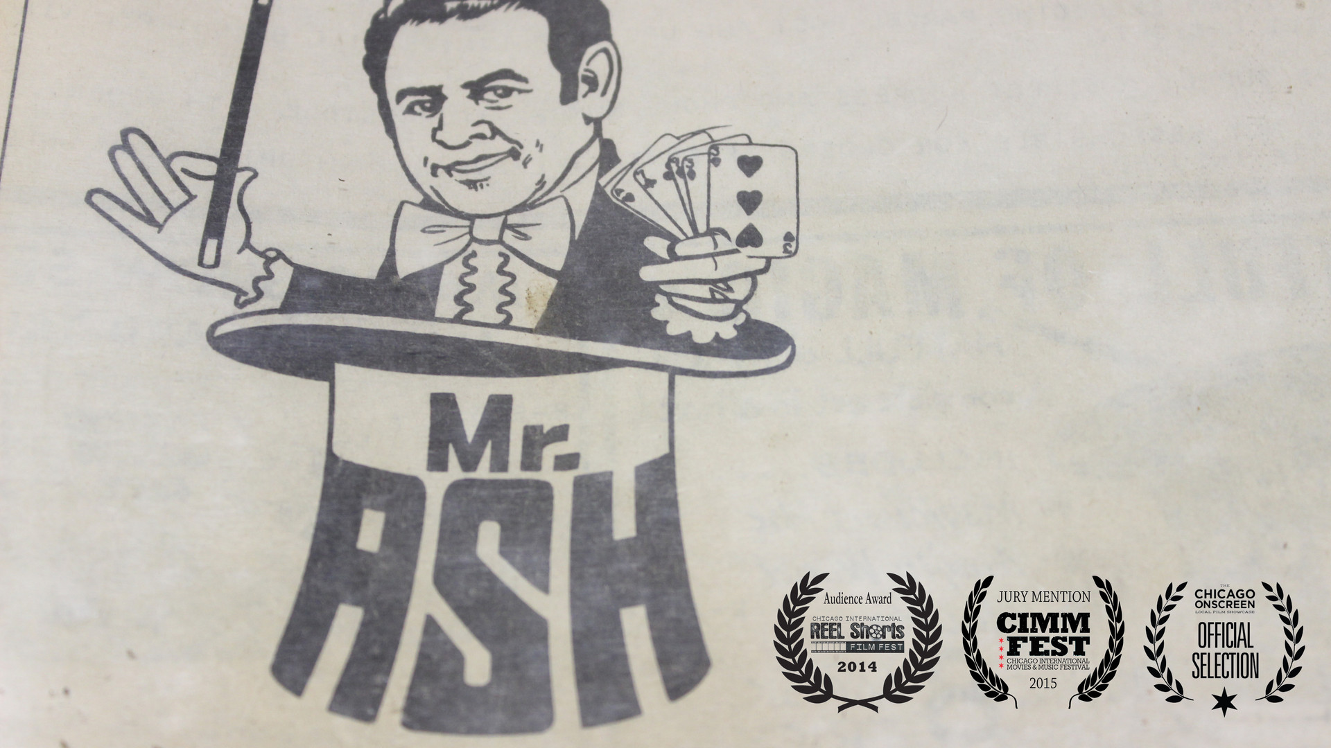 The Amazing Mr. Ash (2014)