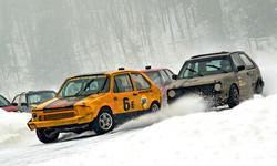 Thin Ice: Racing Climate Change