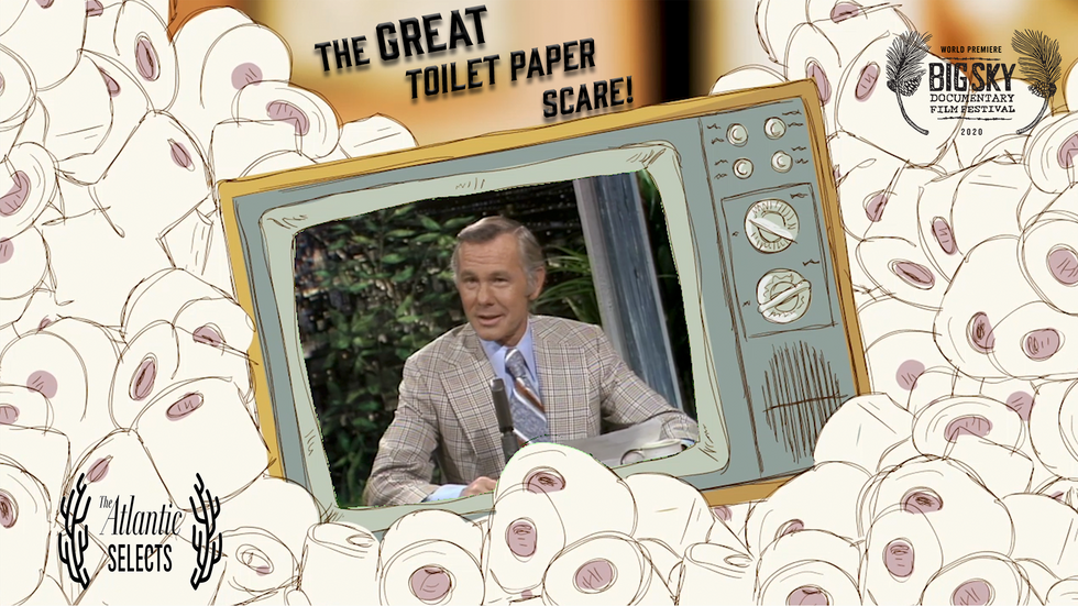 The Great Toilet Paper Scare (2020)