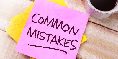Do You Make these Common Mistakes with Your Personal Injury Cases?