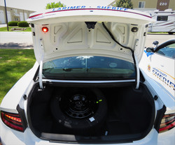 LCSO Charger Liftgate Lights