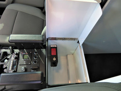 CDPS K9 F250 Hangun Safe