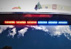 Longmont PD FPIU Rear Lightstick
