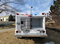Heat and AC Kennels in Longmont K9