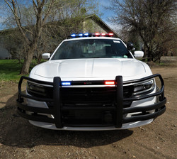 LCSO Charger Front Bumper