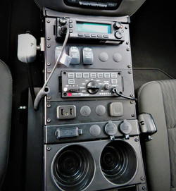 Eaton Fire Tahoe Console Layout