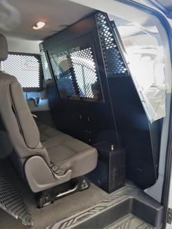 Washington Co Prisoner Transport Van