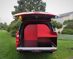 Windsor Fire Rear Custom Fab Storage